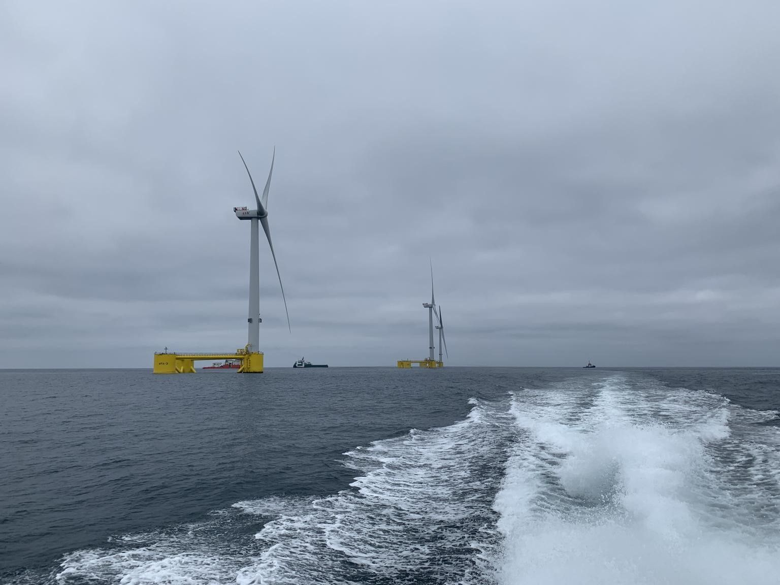 Floating Offshore Wind is Here to Stay