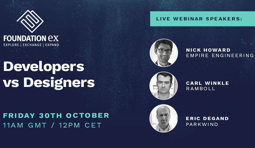 Webinar on demand: Developers vs Designers