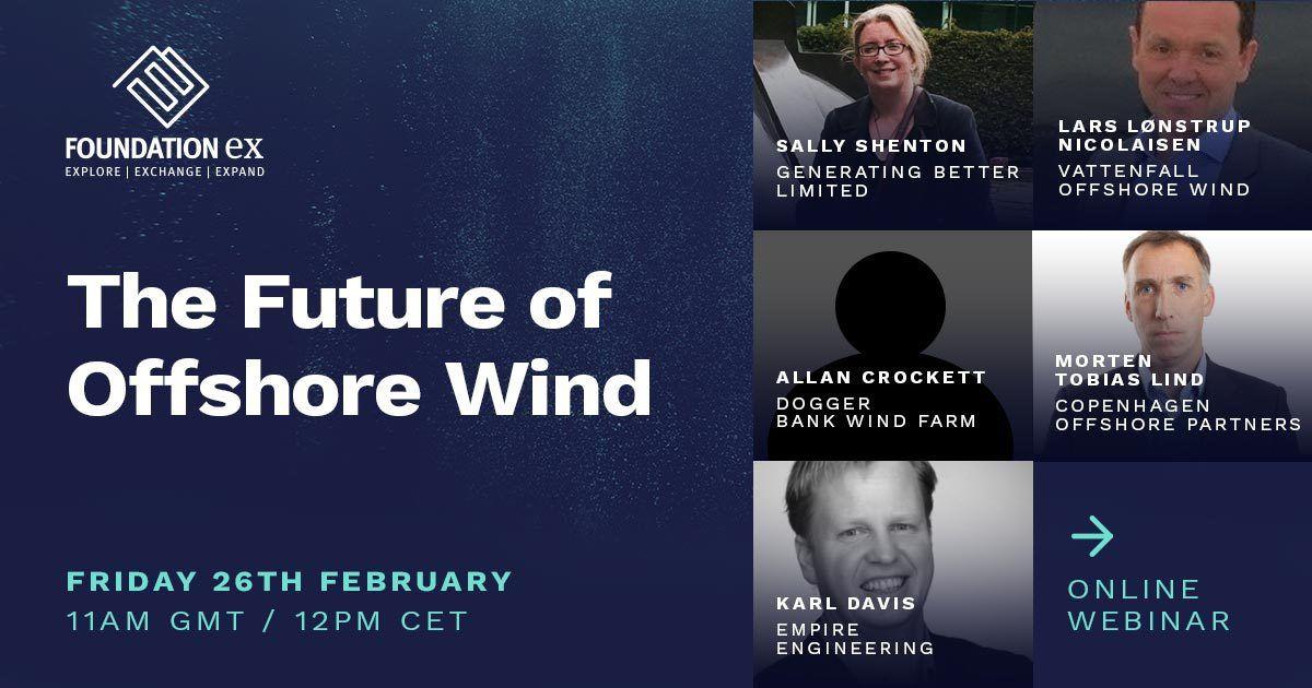 February webinar speakers