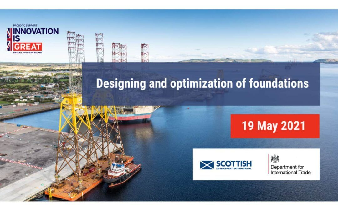 Empire Engineering are speaking at the  DIT event: Designing and optimization of foundations