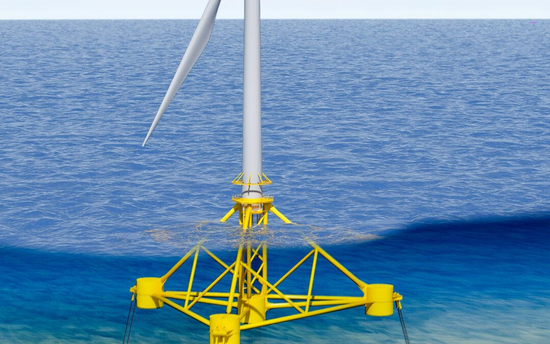 Semi-Submersible, Spar and TLP – How to select floating wind foundation types?